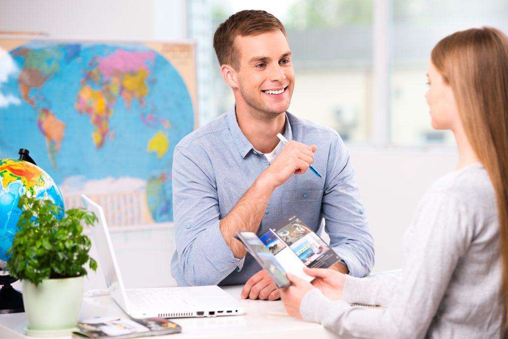 travel agency marketing
