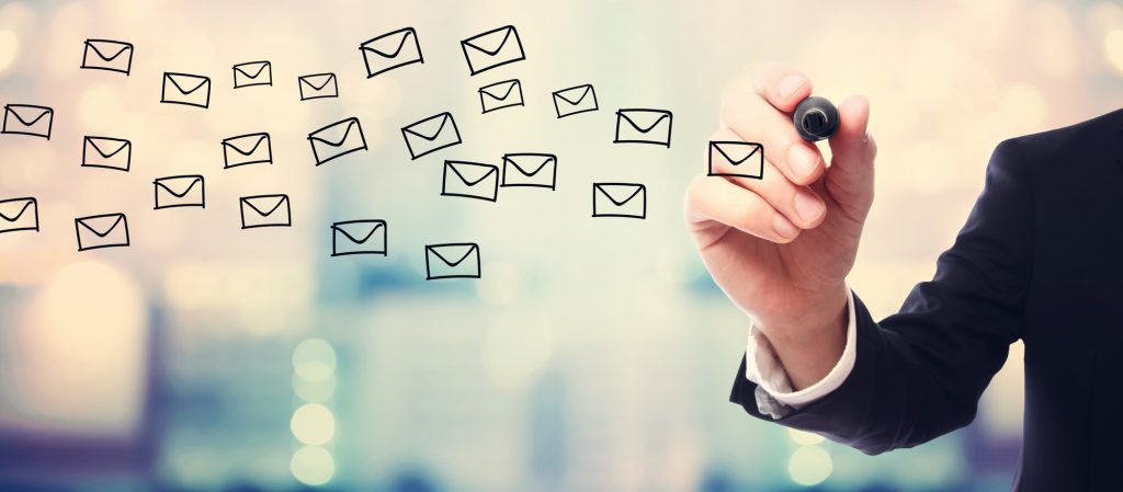 Management of Multiple Email Accounts